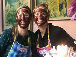 Bij de Choco Happy Day wordt je steeds gelukkiger! Kan ook voor kleine clubjes bij inloopworksho