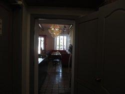 залы внутри