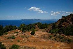 Panoramica dalla miniera
