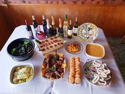 Apresentação da Gastronomia Regional de Águeda...