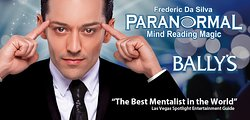 Paranormal - The Mindreading Magic Show