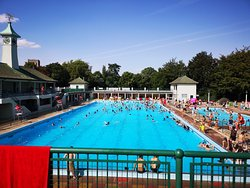 Peterborough Lido
