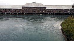 Saint Marys Falls Hydropower Plant