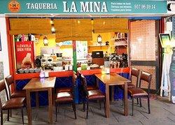 Taquería La Mina