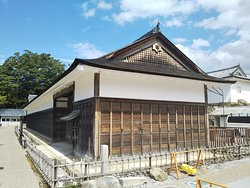 Hikone Castle Umaya