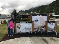 Klondike Gold Rush National Historical Park Visitor Center