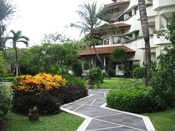 Удобный отель для отдыха большими семьями