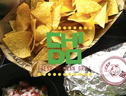 CHIDO Fresh Mexican Grill