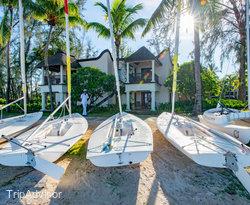 Watersports at the Hilton Mauritius Resort & Spa