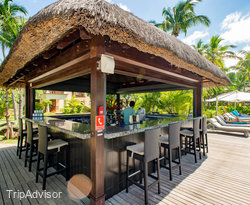 Hibiscus Bar at the Hilton Mauritius Resort & Spa