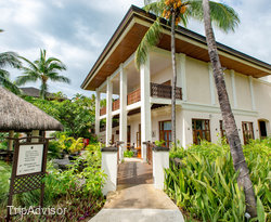 Grounds at the Hilton Mauritius Resort & Spa