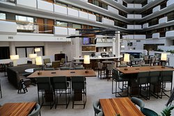 Newly renovated suites Hotel and great breakfast