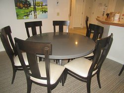 Dining Table, Marriott's Shadow Ridge II - The Enclaves, Palm Desert, Ca