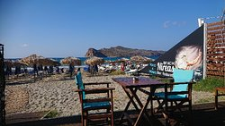 Nireas beach bar restaurant