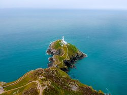 South Stack Cliffs RSPB Reserve
