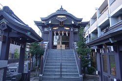 Kagurazaka Wakamiya Hachiman Shrine