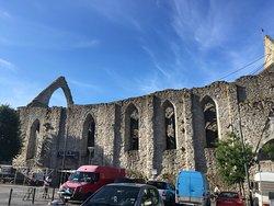 St. Karin Cathedral Ruins