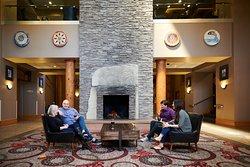 Little Creek Casino Resort Lobby
