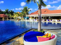 Excellent resort and very good service!