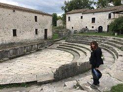 Antiquarium di Saepinum-Altilia