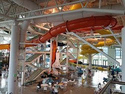 Wings and Waves Waterpark
