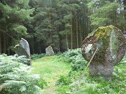 Kingarth Standing Stones