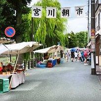 Hida-Takayama Miyagawa Morning Market