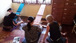 Hill Tribe Weaving Class