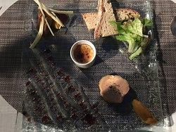 Déclinaison de foies gras