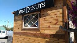 Baggins Wagen Mini Doughnuts