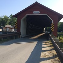 Papermill Village Bridge