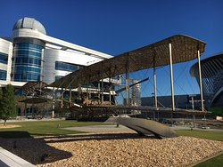 Wright Flyer Sculpture