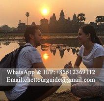 Tur Pribadi Harian - Angkor Wat Services