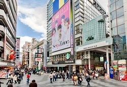 Namba Ebisu Bashi-Suji Shopping Street