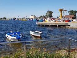 Port morski Jastarnia