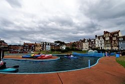 Cromer Boating Lake