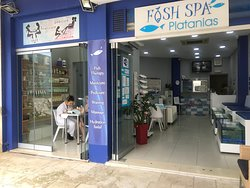 Fish Spa Platanias