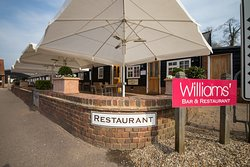 Williams Bar & Restaurant-Tewinbury Farm