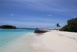 Хорошее начало отдыха на Мальдивах