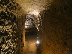 Underground City of Nushabad