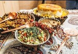 Maryam Persian Cooking class
