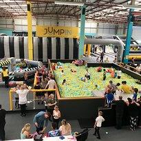 Jumpin Inflatable Fun