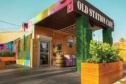 Old Station Cafe Calle Ocho