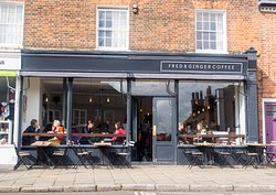 Fred & Ginger Coffee - Kings Langley