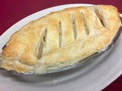 Thursday special: Chicken Pot Pie!