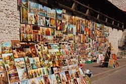 Calle de los pintores