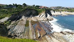 Costa Quebrada Geologic Park