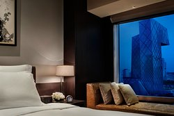room with CCTV bldg view