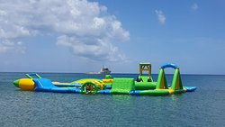 Splash Ventures Aqua Park St. Kitts-Nevis