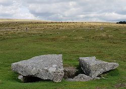 Merrivale Prehistoric Settlement